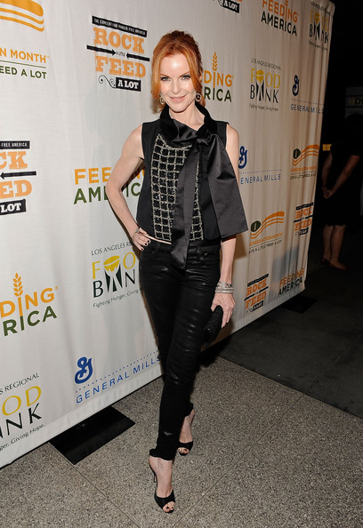 Marcia Cross Silk Scarf