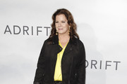 Marcia Gay Harden Suede Jacket