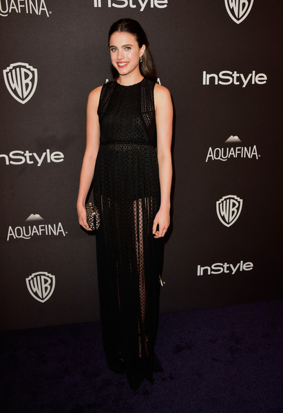 Margaret Qualley Evening Dress