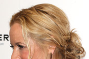 Maria Bello Messy Updo