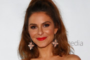 Maria Menounos Dangle Decorative Earrings
