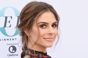 Maria Menounos Long Braided Hairstyle