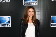 Maria Menounos Ripped Jeans