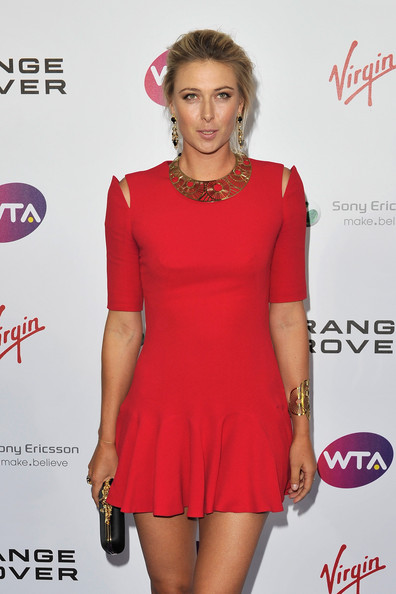 Maria Sharapova Jewelry