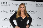 Mariah Carey Beaded Dress
