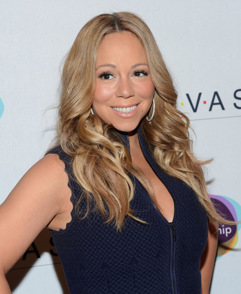 Mariah Carey attends the Project Canvas Charity Event Hosted By Nick Cannon ...