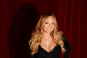 Mariah Carey Scoopneck Sweater