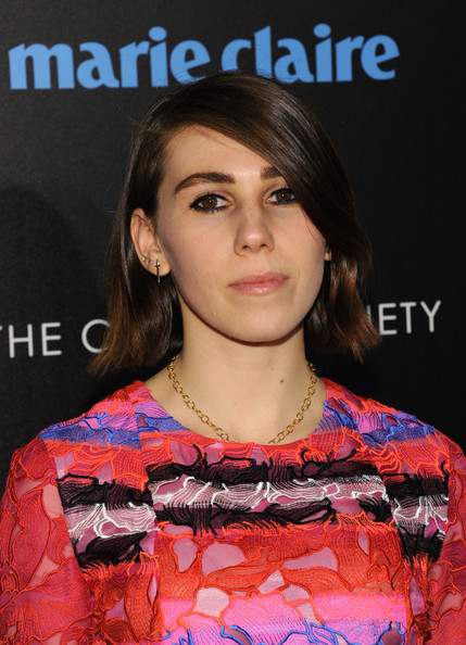 More Pics of Zosia Mamet Platform Pumps (1 of 6) - Zosia Mamet Lookbook - StyleBistro
