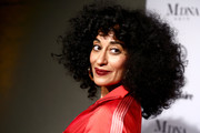 Tracee Ellis Ross looked fabulous wearing this afro at the 2018 Image Makers Awards.