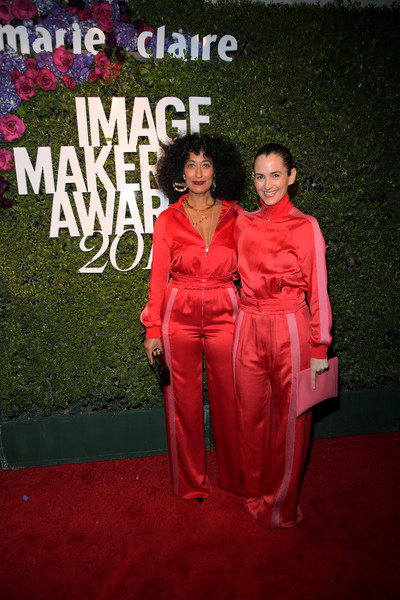 More Pics of Tracee Ellis Ross Box Clutch (3 of 19) - Clutches Lookbook - StyleBistro [red carpet,red,premiere,flooring,red carpet,carpet,movie,karla welch,tracee ellis ross,marie claires image makers awards,west hollywood,california]