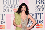 Marina Diamandis Beaded Dress