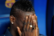 Mario Balotelli Diamond Studs