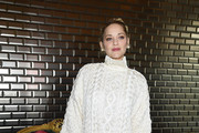 Marion Cotillard Sweater Dress