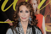 Marisa Berenson Gemstone Chandelier Earrings
