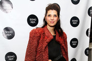 Marisa Tomei Evening Coat