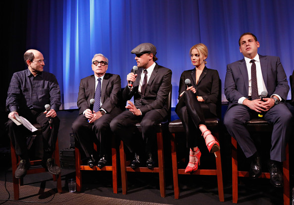 'The Wolf of Wall Street' Screening in NYC