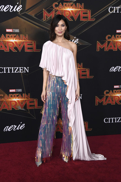 Look of the Day: March 5th, Gemma Chan