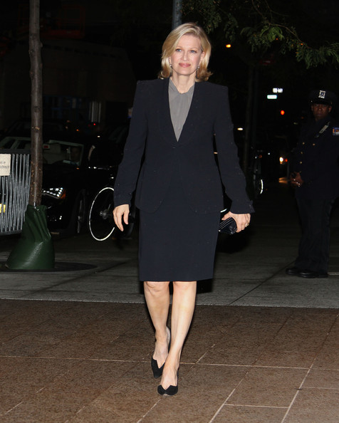 More Pics of Diane Sawyer Pumps (1 of 4) - Diane Sawyer Lookbook - StyleBistro