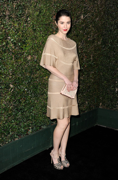 Mary Elizabeth Winstead Evening Sandals