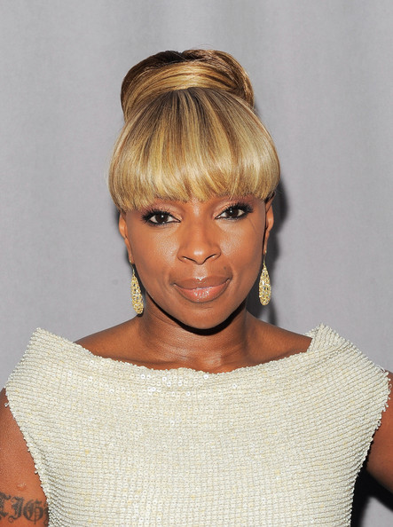 Mary J. Blige Jewelry