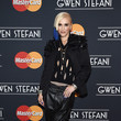 Look of the Day, October 19: Gwen Stefani's Rocker Chic