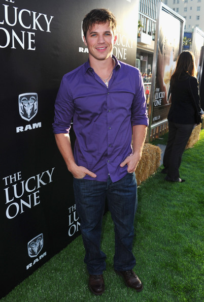 Matt Lanter Clothes