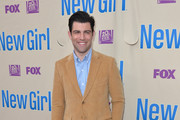 Max Greenfield Classic Jeans
