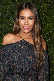 Daniella Alonso oozed low-key glamour with a layered wavy cut at the 2016 Women in Film Max Mara Face of the Future event.
