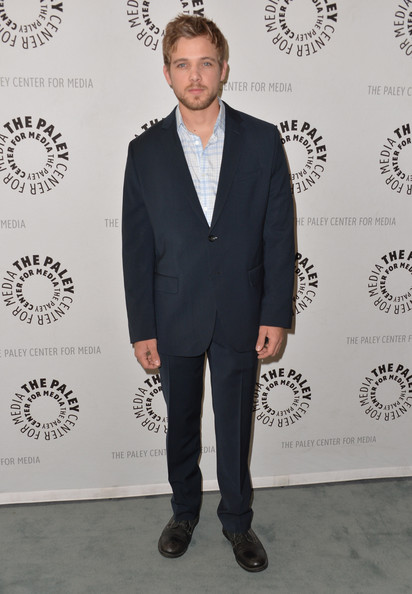 Max Thieriot Men's Suit