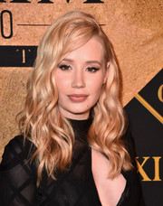 Iggy Azalea looked oh-so-glam wearing this wavy 'do at the Maxim Hot 100 Party.