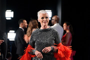 Maye Musk Evening Coat