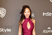 Meagan Good Cutout Dress