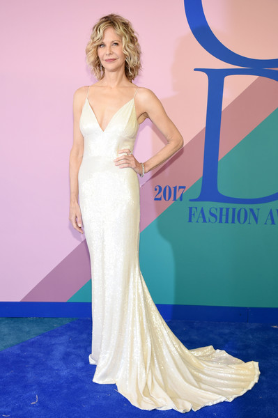 Meg Ryan Fishtail Dress