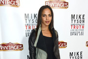 Megalyn Echikunwoke Leather Jacket