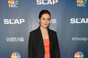 Megan Boone Wool Coat