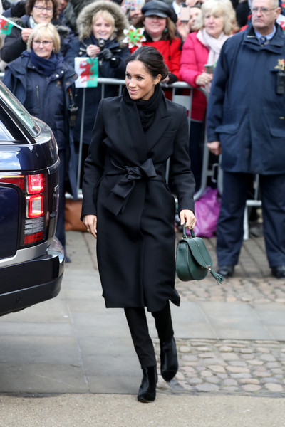 Meghan Markle Ankle Boots