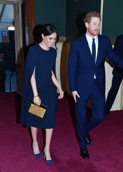 Meghan Markle Cocktail Dress