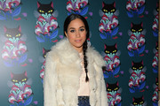 Meghan Markle Fur Coat