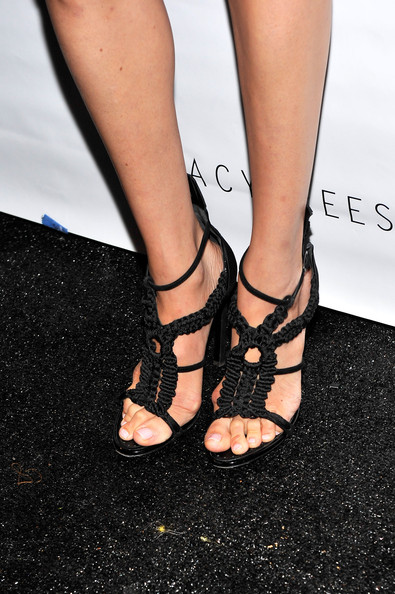 Meghan Markle Strappy Sandals
