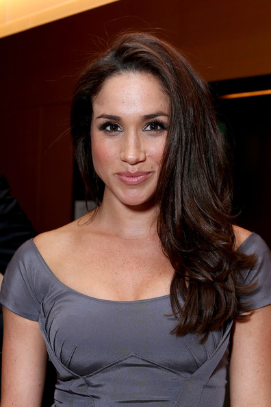 Meghan Markle Layered Cut