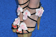 Meghan Ory Strappy Sandals