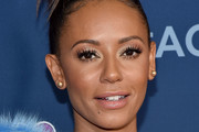 Melanie Brown Hair Knot