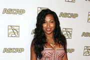 Melanie Fiona High-Waisted Pants