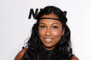 Melanie Fiona Long Wavy Cut