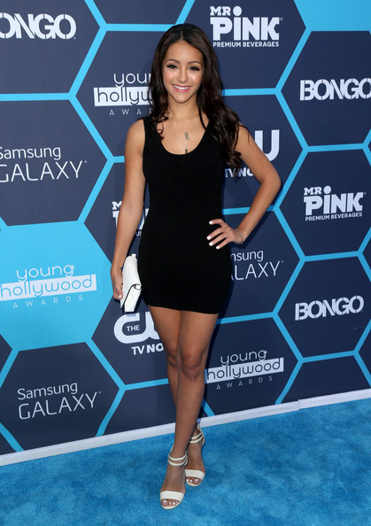 Melanie Iglesias Little Black Dress