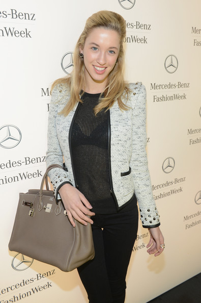 Mercedes-Benz Fashion Week Fall 2013 - Official Coverage - People And Atmosphere Day 7