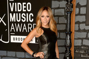 Melissa Gorga Leather Dress