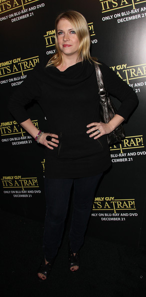 Melissa Joan Hart Turtleneck