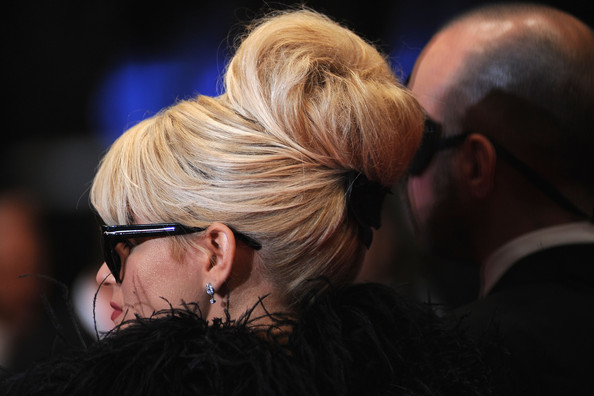 Melody Gardot Hair