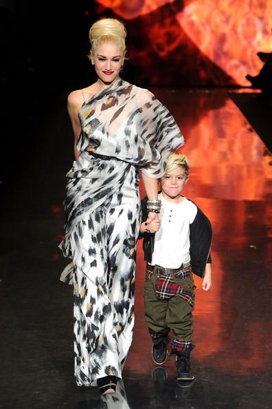 Gwen+Stefani in Mercedes-Benz Fashion Week Fall 2011 - Official Coverage - Best Of Runway Day 8